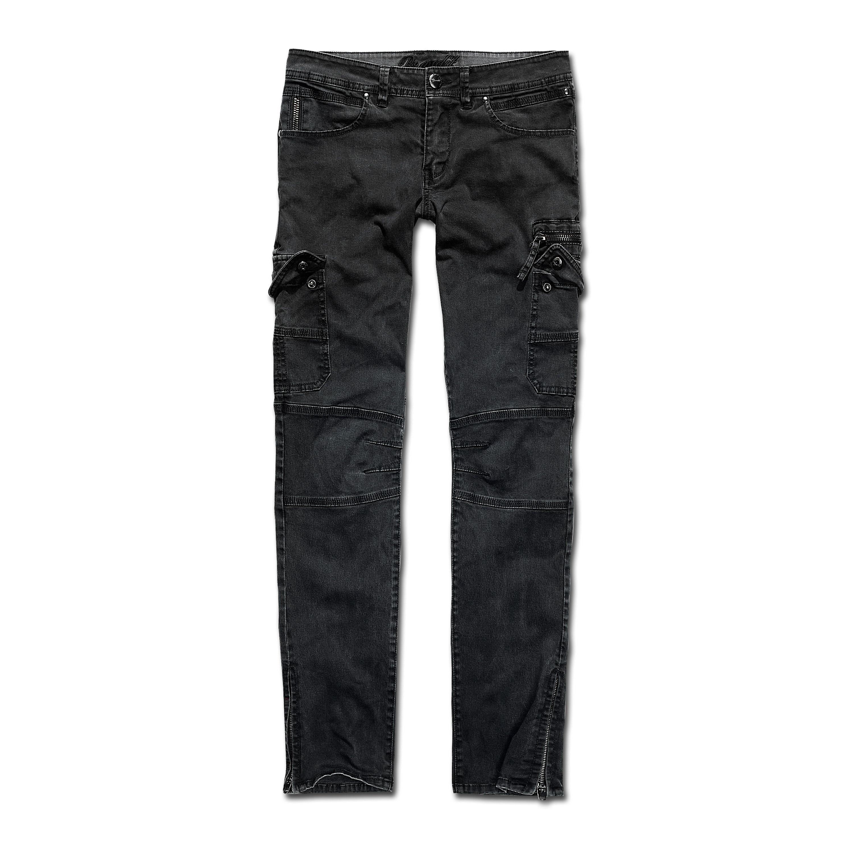 Pantalon Brandit Rocky Lane Slim noir