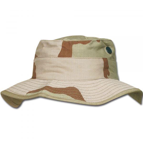 Boonie hat désert tricolore
