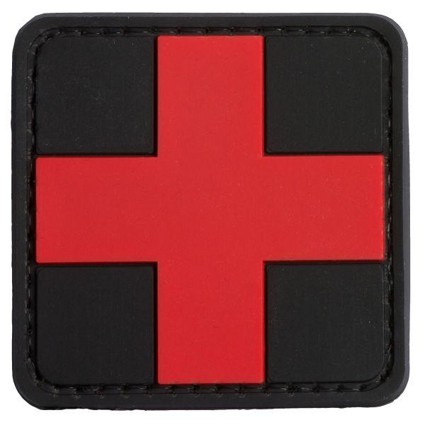 Patch 3D Red Cross Medic TAP noir-rouge