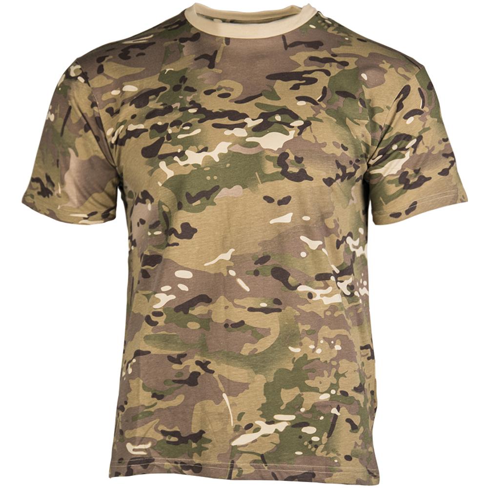 Mil-Tec T-Shirt Enfants Multitarn