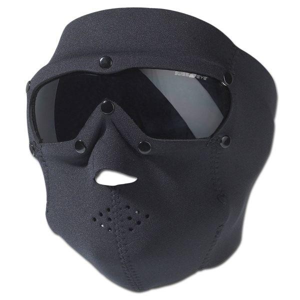 Masque de protection Swiss Eye Néoprène Pro noir