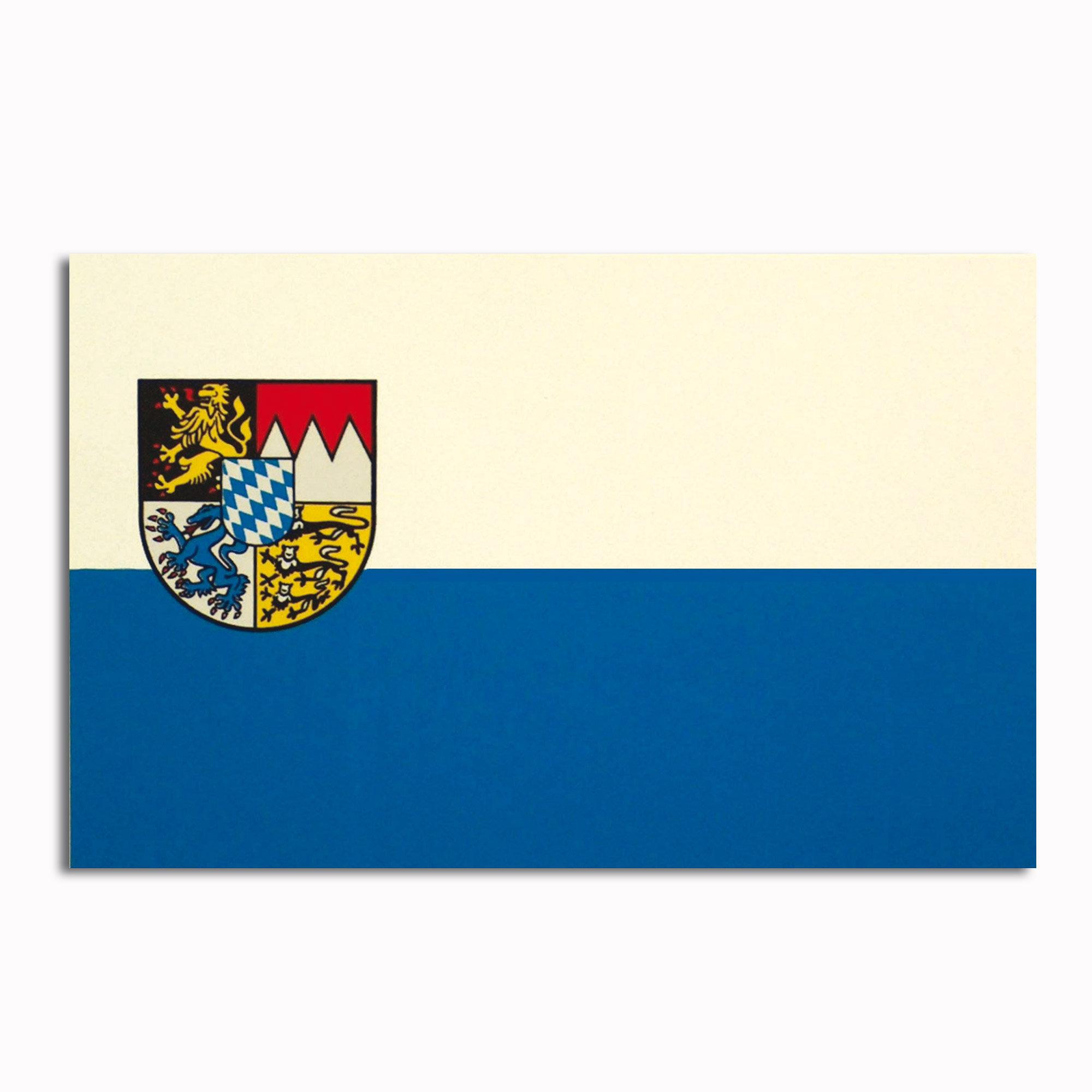 Autocollant Bavière