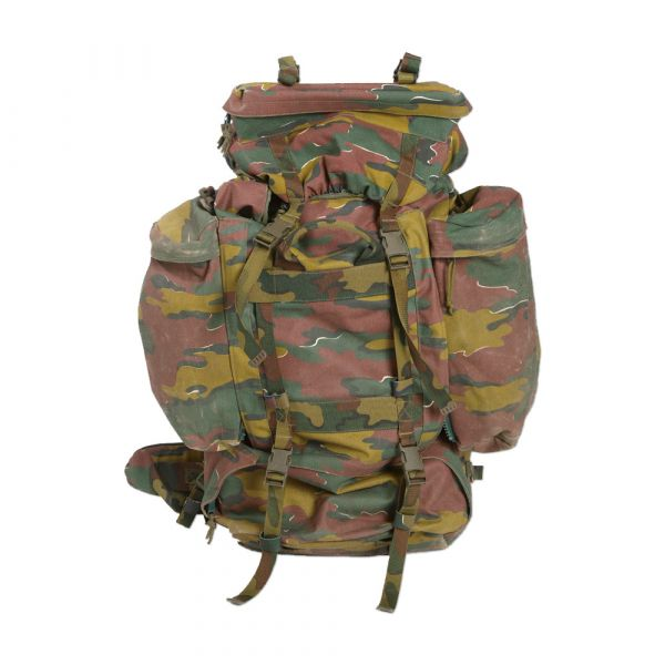 Sac à dos belge camouflage M97 occasion