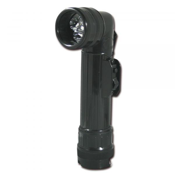 Lampe coudée LED import grande noir