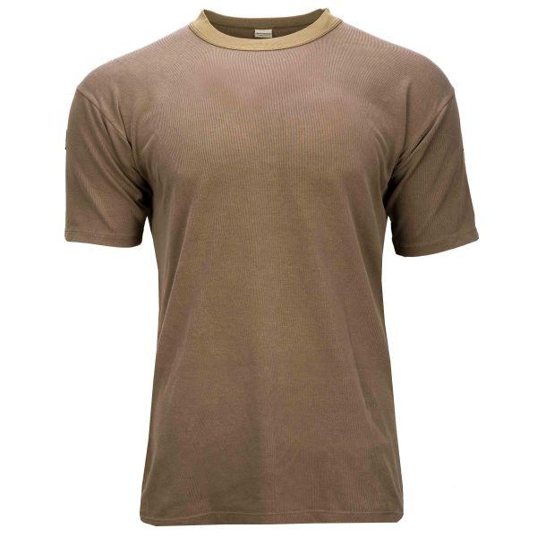 T-Shirt tropique BW beige sans velcro état neuf