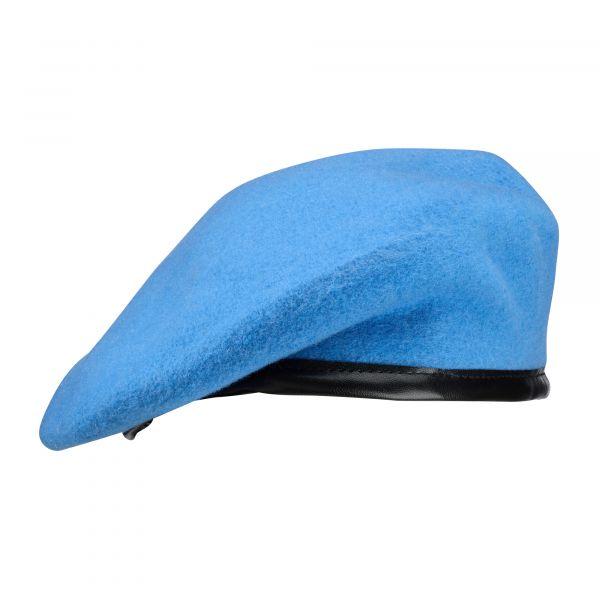 Béret ONU bleu