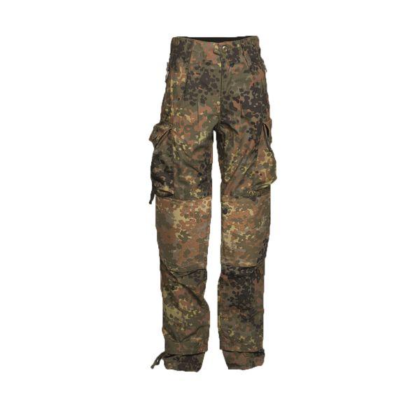 Pantalon Commando Teesar Gen II flecktarn