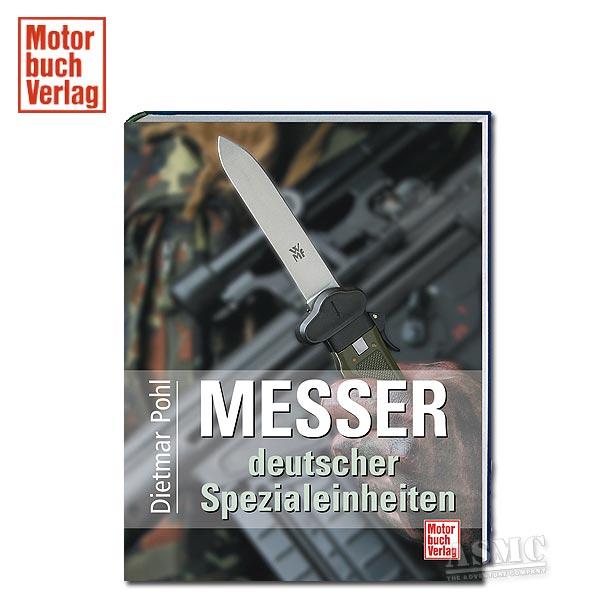 Livre Messer deutscher Spezialeinheiten