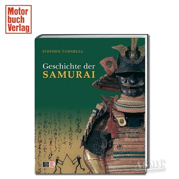 Livre Geschichte der Samurai