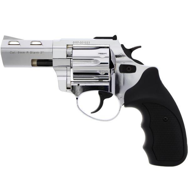 Revolver Zoraki R2 chromé 3 pouces