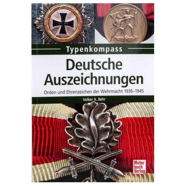 """Livre """"Deutsche Auszeichnungen"""""""