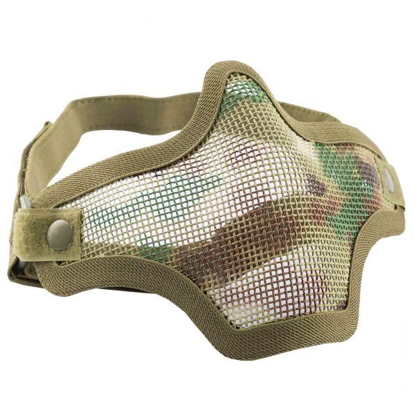 101 Inc. Masque de protection grillagé Airsoft Metal Mesh Mask d