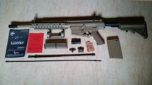 Gewehr und Zubehör