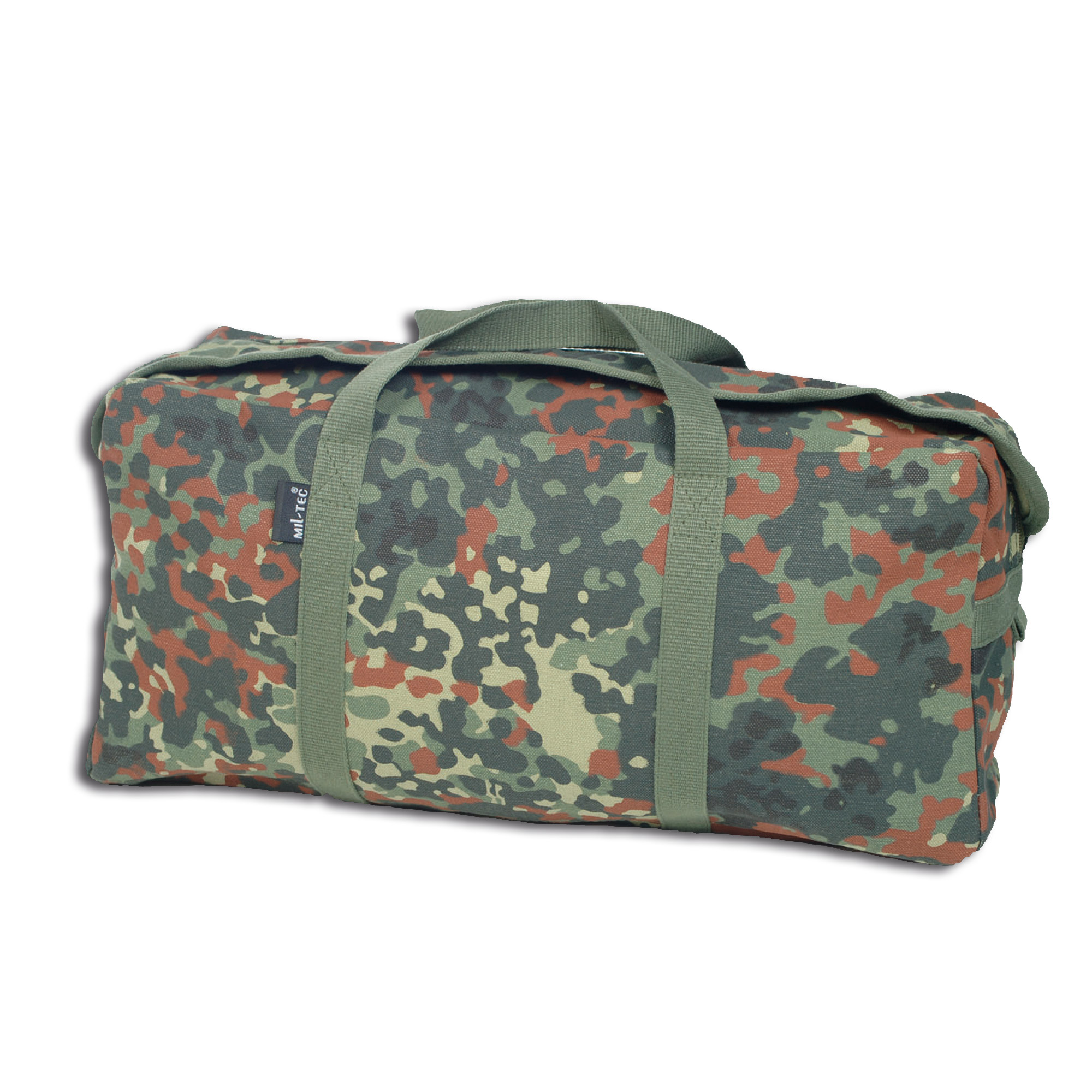 Sac Canvas moyen flecktarn