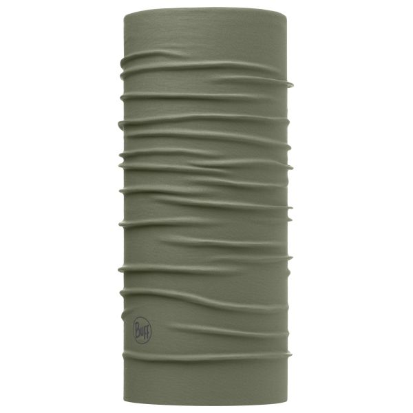 Buff Tour de cou UV Insect Shield Solid Dusty Olive