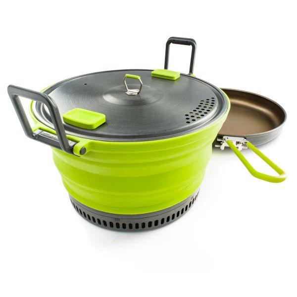 GSI Outdoors Casserole Escape 3L Pot Frypan