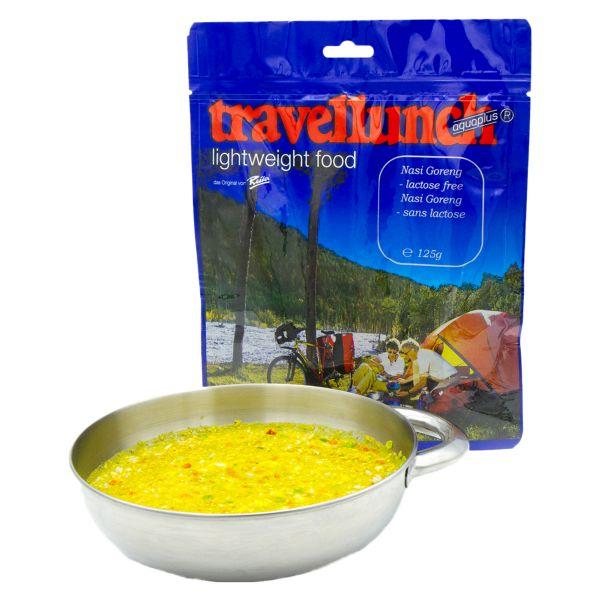 Travellunch Nasi Goreng au Poulet et Riz Sans Lactose
