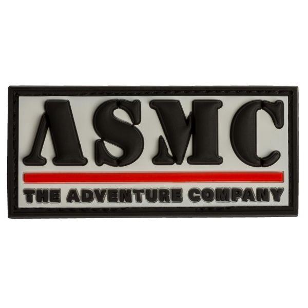 Patch 3D ASMC noir-blanc