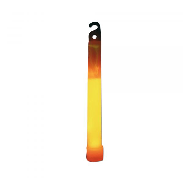 Mil-Tec Bâton lumineux grand orange