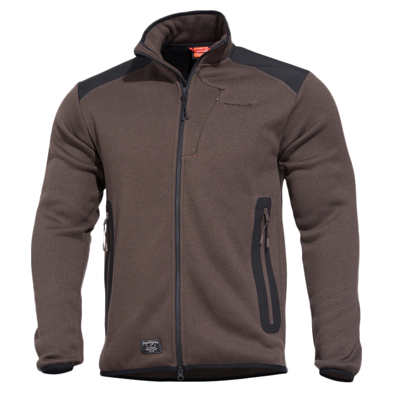 Pentagon Sweater Amintor tactical brun