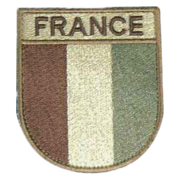 TOE Concept Ecusson de bras France désert