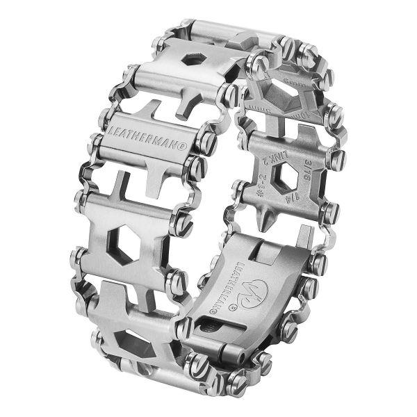 Leatherman Bracelet multifonctions Tread argent