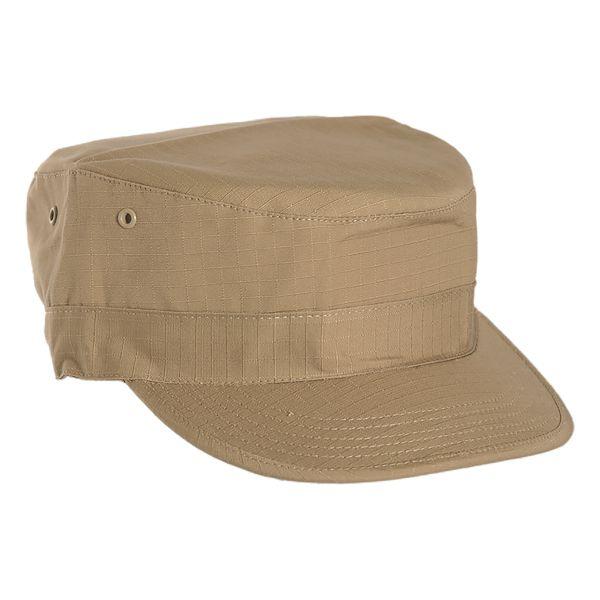 Casquette Militaire US BDU Ripstop beige