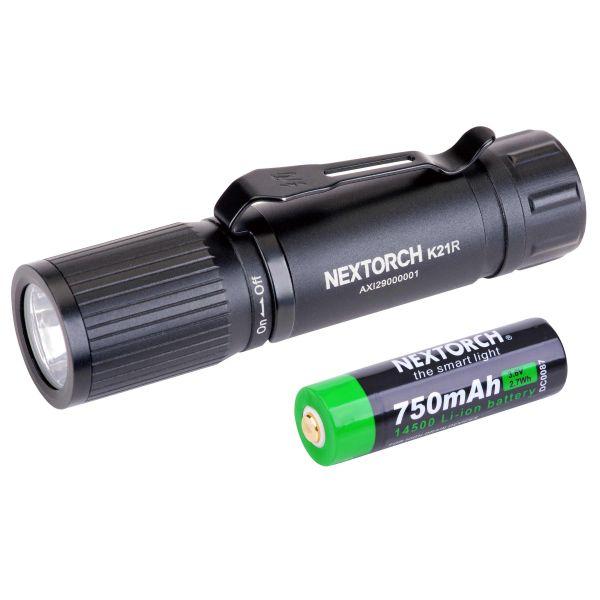 Nextorch Lampe de poche K21R