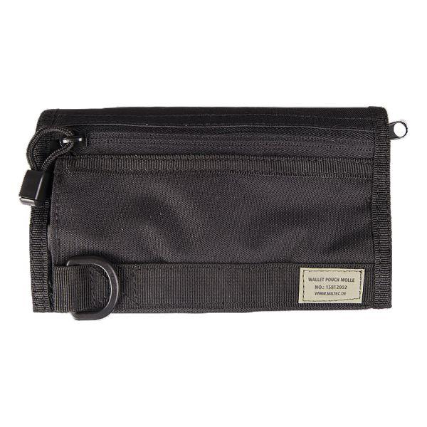 Sacoche porte-monnaie MOLLE noir