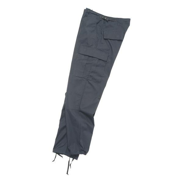 Pantalon Treillis US Type BDU Ripstop bleu foncé