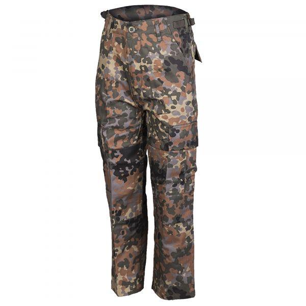 Pantalon BDU enfant flecktarn