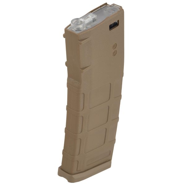 Pirate Arms Chargeur Airsoft M4 Mid-Cap Polymère 160 coups