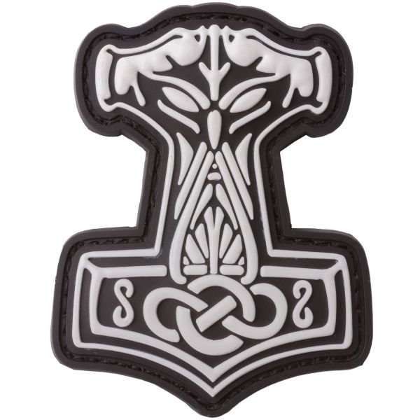 JTG Patch 3D Thors Hammer swat