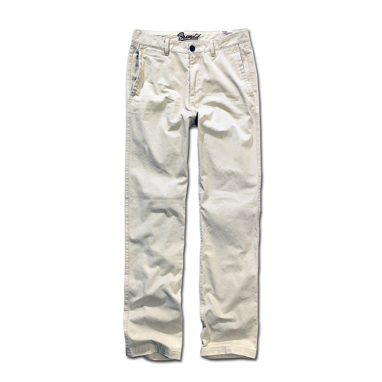 Pantalon Brandit Chino Park City beige