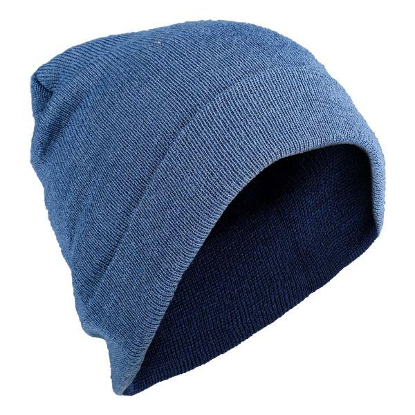 Bonnet de marin Laine bleu royal