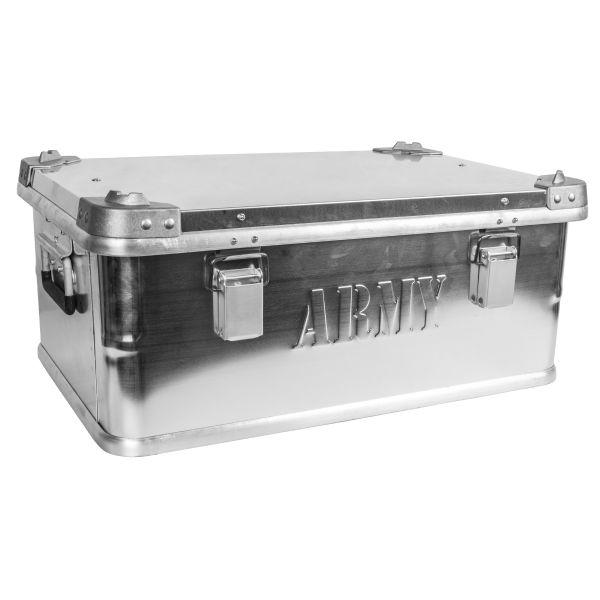 Caisse de transport avec poignée Aluminium neuf petit
