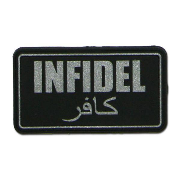 Patch 3D Infidel swat