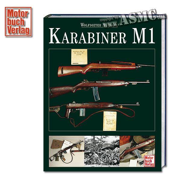Livre Karabiner M1
