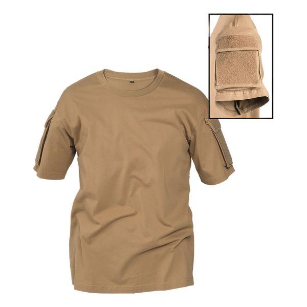 Mil-Tec T-Shirt Tactical coyote