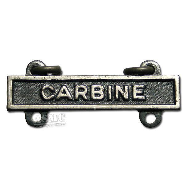 Insigne US Qualification Carbine