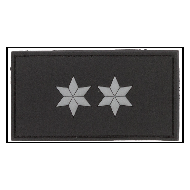 Patch 3D insigne Polizeioberkommissar noir