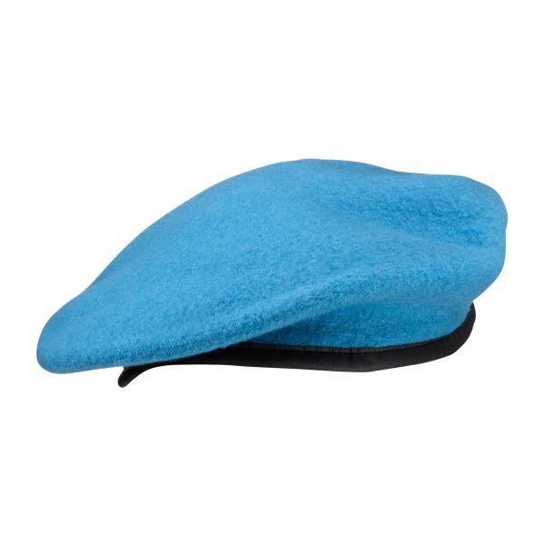 Béret Commando BW bleu ONU