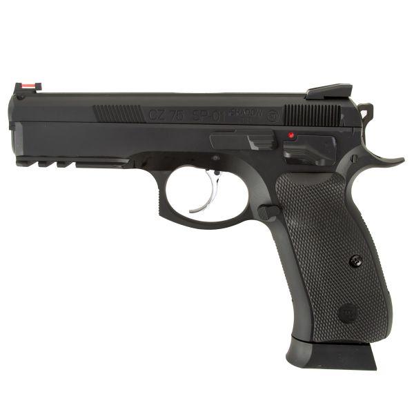 ASG Airsoft CZ SP-01 Shadow métal GBB 1 J noir