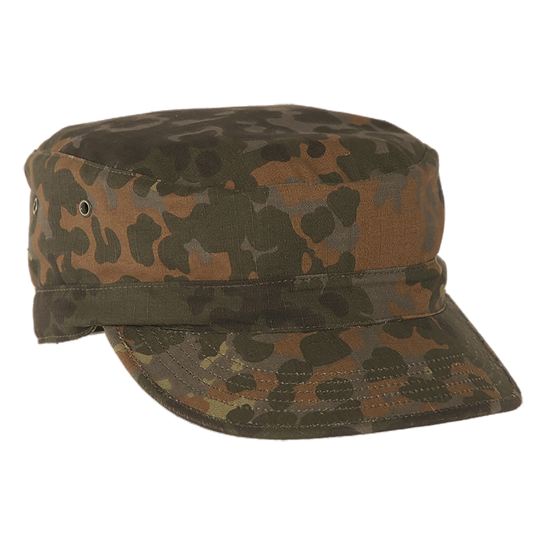 Casquette Militaire US BDU Ripstop flecktarn
