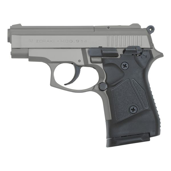Zoraki Pistolet d'alarme Mod. 914 bruni titane