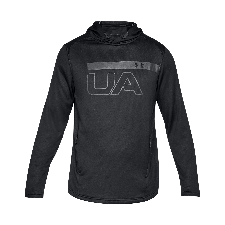 Under Armour Sweatshirt Tech Terry Graphic noir