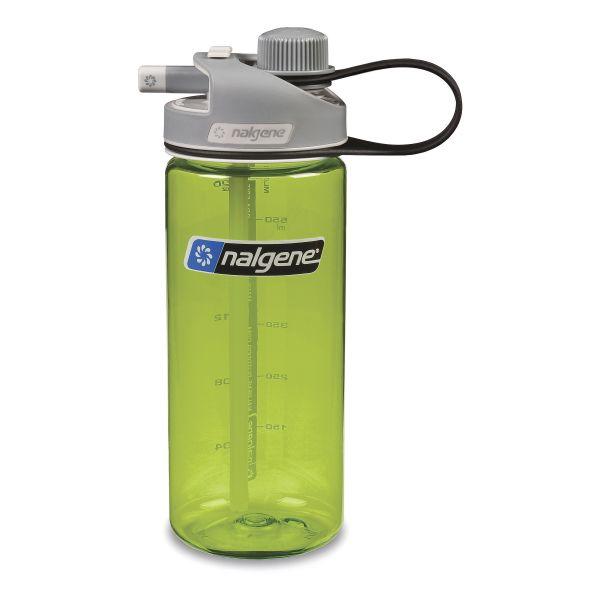 Gourde Nalgene Multi-Drink 0.6 L verte