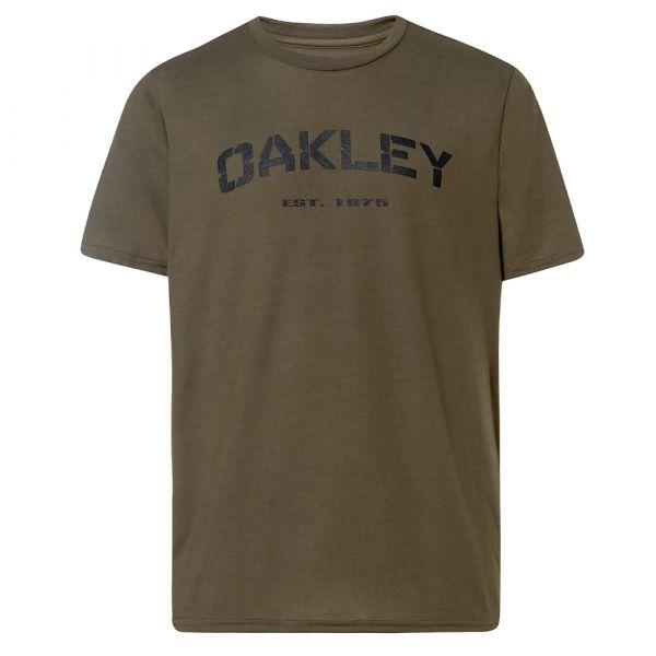 Oakley T-Shirt Indoc dark brush