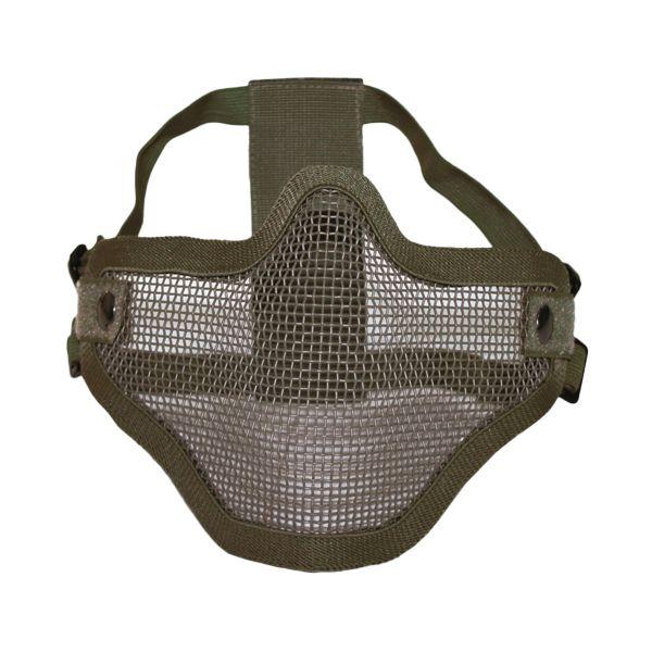 Masque de protection Airsoft SM kaki