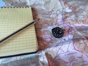 Compass Suunto Clipper